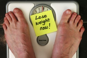 Weight Loss Alarm - Image Credit: Alan Cleaver