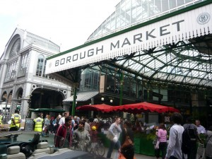 Borough Market - Image Credit: Jessica Spengler