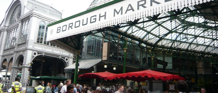 Borough Market - Image Credit: Jessica Spengler