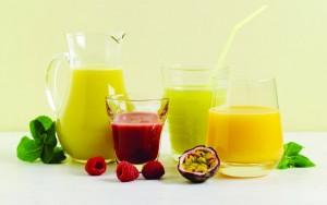 Various Fruit Juices - Image Credit: Stiftelsen Elektronikkbransjen