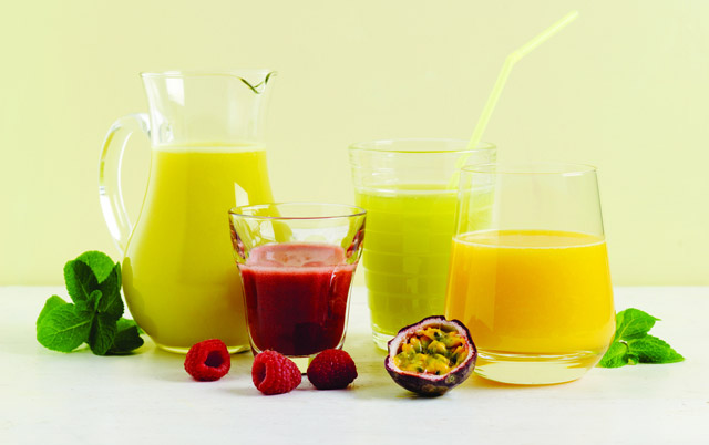 Weight loss tips No 8 - swap juice for real fruit