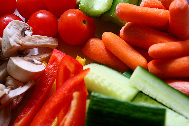 Weight loss tips No 17 - Eat more water rich vegetables