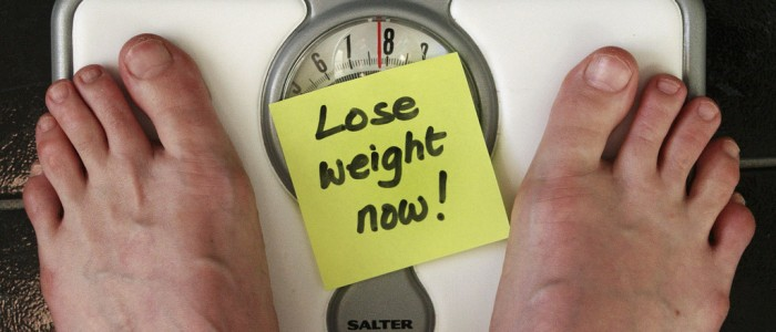 Weight Loss Scales - Image Credit: Alan Cleaver