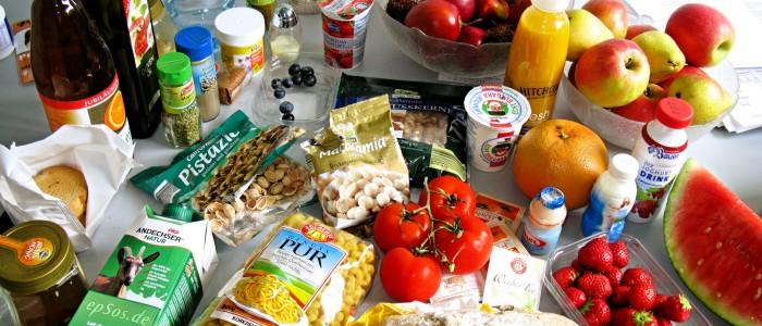 Array of Healthy Foods - Image Credit: epSos .de
